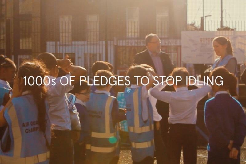 Air Pollution Secondary Image pledges