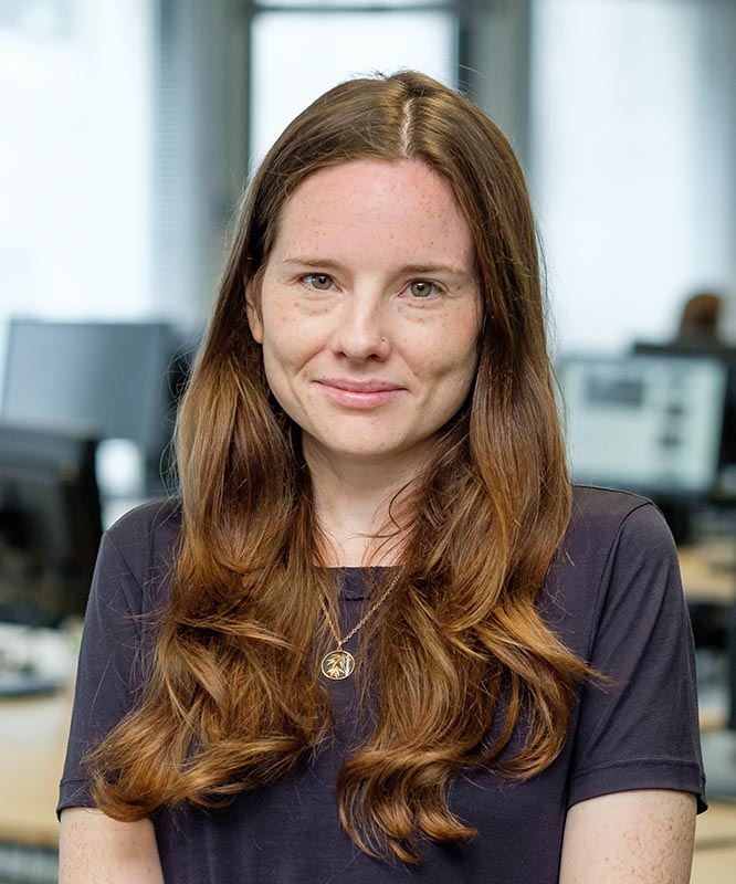 Fiona Heaphy Headshot