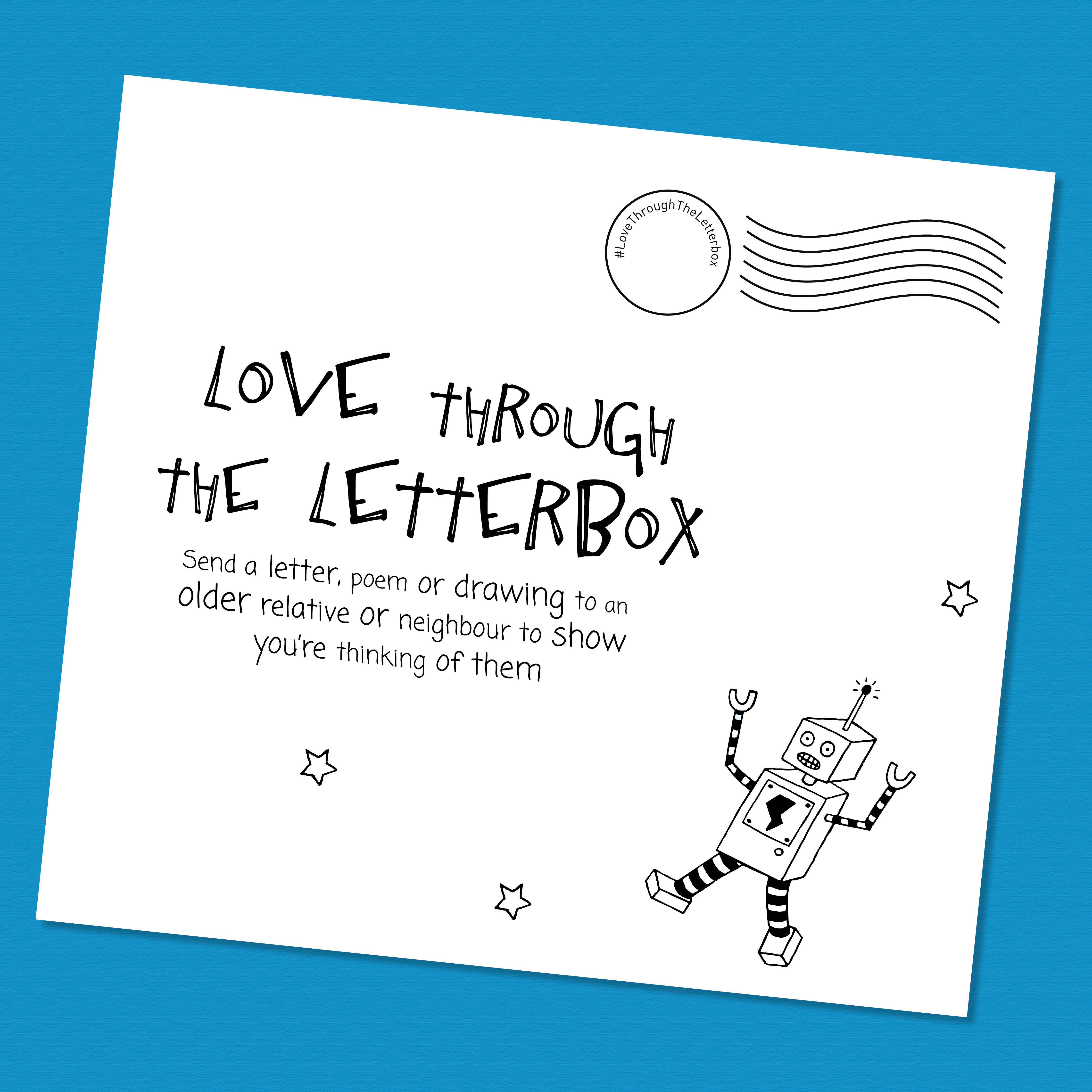 Love Through The Letterbox_Post 2_Instagram